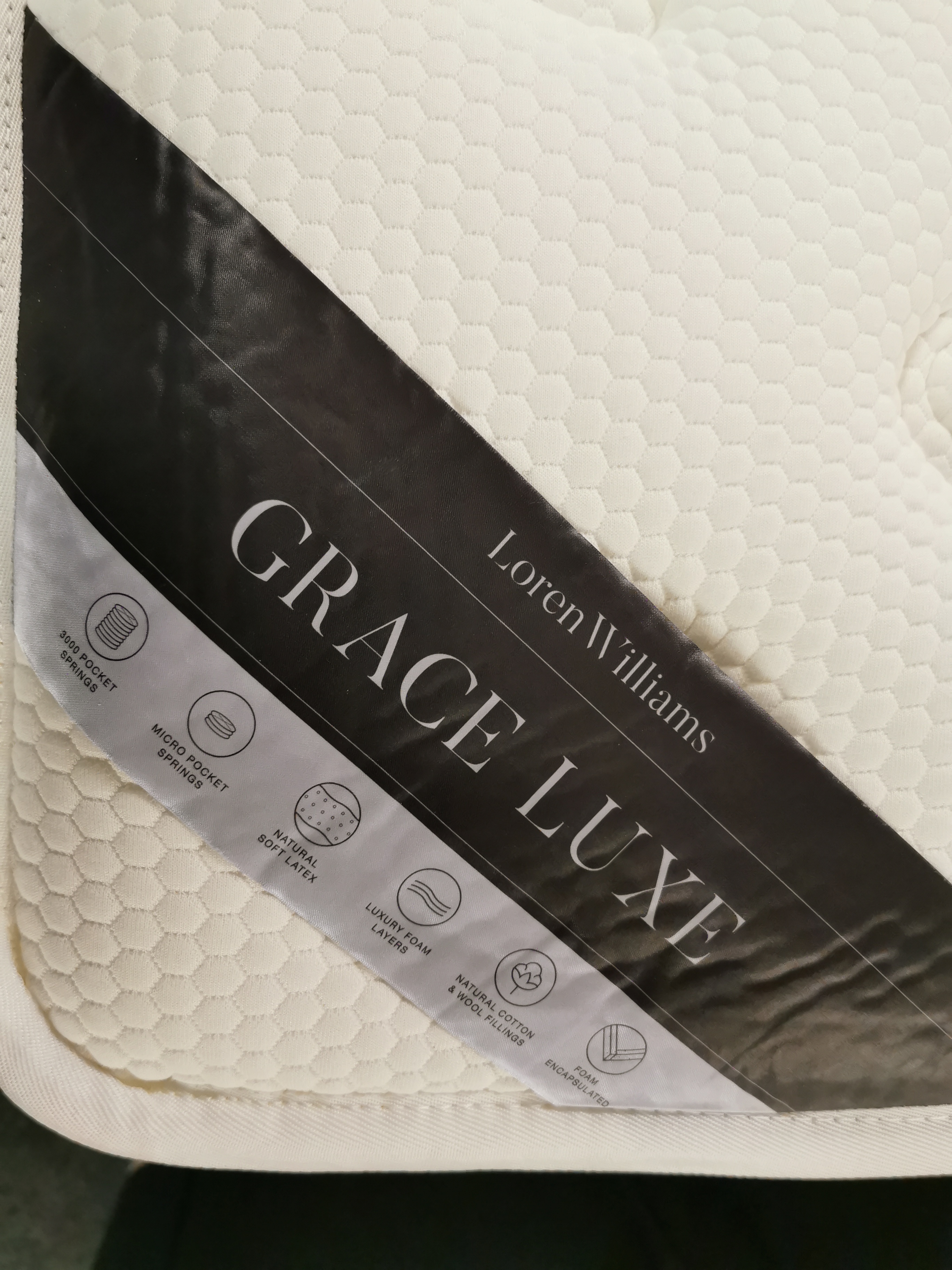 Grace Luxe (Was £699)