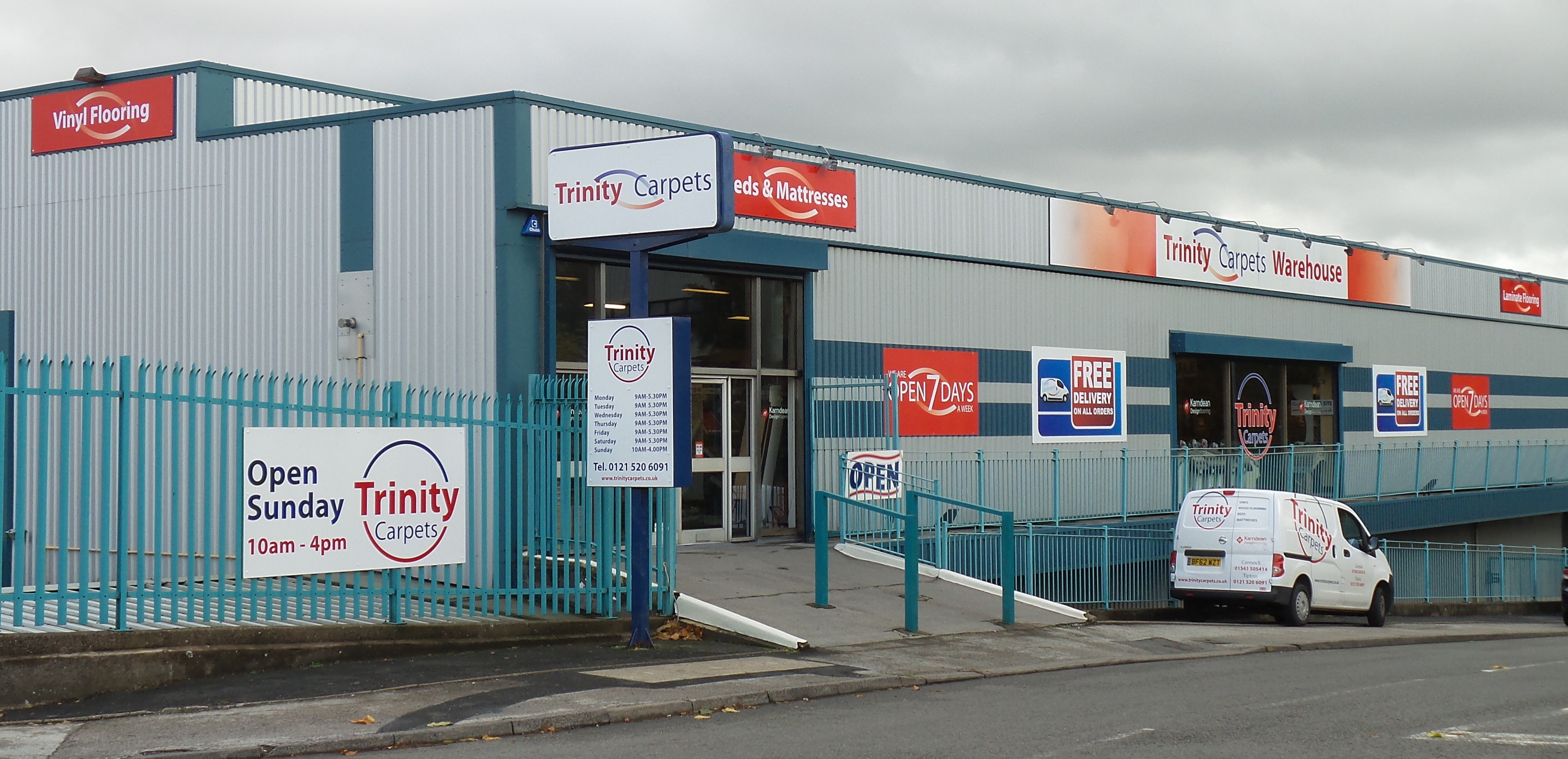Trinity Carpets Dudley